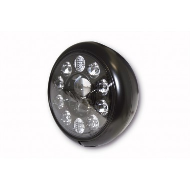 Reflektor LED Highsider HD-STYLE TYP 1 (3 funkcje, czarny)