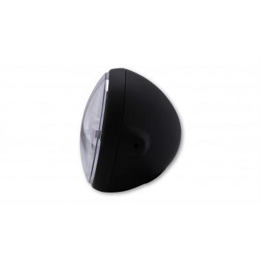 Reflektor LED Highsider BRITISH-STYLE TYP 4 (4 funkcje, czarny)
