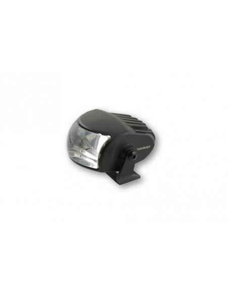 Reflektor LED Highsider COMET- LOW (mijania, czarny mat)