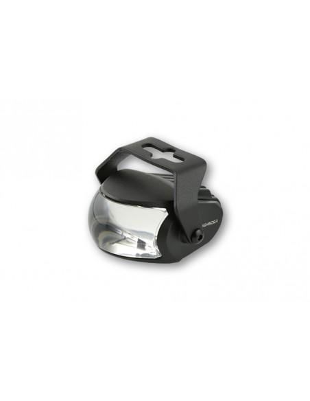 Reflektor LED Highsider COMET- HIGH (drogowy, czarny mat)